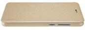 Чехол  NILLKIN HTC  Mini 2  - Spark series (Gold) 0