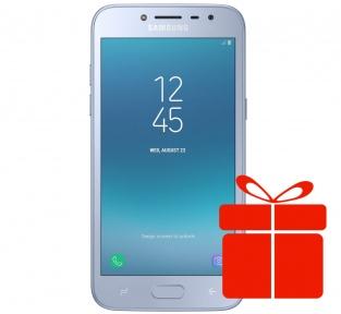 Samsung Galaxy J2 2018 LTE 16GB Silver