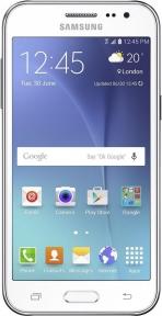 Samsung Galaxy J2 Duos J200 White