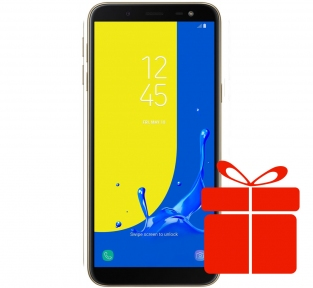Samsung Galaxy J6 2018 32GB Gold