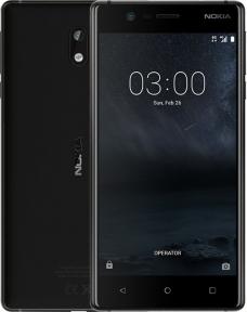 Мобильный телефон Nokia 3 16Gb Black