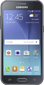 Samsung Galaxy J2 Duos J200 Black