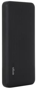 Портативная батарея ERGO 10 000 mAh LP-103 Black