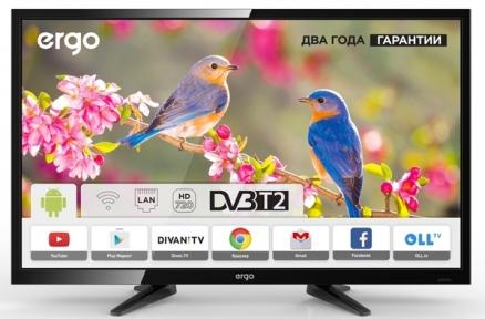 LED-телевизор ERGO LE32CT3500AK