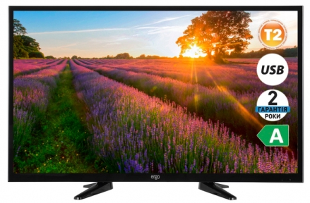 LED-телевизор ERGO LE28CT2000AK