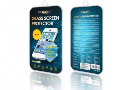 Защитное стекло Auzer Full Cover Black для Galaxy A7 2017 A720
