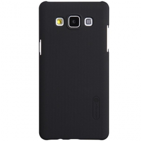 Чехол  NILLKIN Samsung A5/A500 - Super Frosted Shield Black