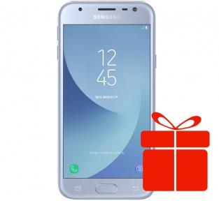 Samsung Galaxy J3 2017 Duos Silver (j330)