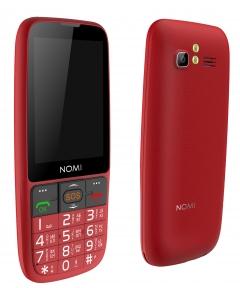 Nomi i281 Red