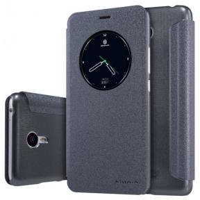 Чехол NILLKIN Meizu M5 Note Sparkle Series Black