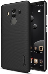Чехол Nillkin Huawei Mate 10 Pro - Frosted Shield (Black)