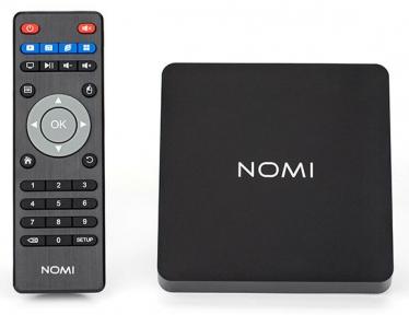 Приставка Smart TV Nomi AB5116-01