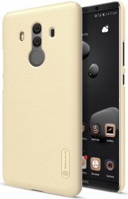 Чехол Nillkin Huawei Mate 10 Pro - Frosted Shield (Gold)