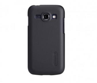 Чехол NILLKIN Samsung S7272 - Super Frosted Shield Black