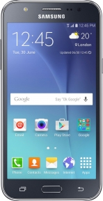 Samsung Galaxy J7 2015 Duos SM-J700H Black