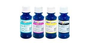 Чернила INKSYSTEM для фотопечати 100 мл (4 цвета)