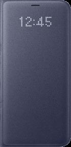 Чехол Samsung LED View Cover Violet для Galaxy S8 Plus G955