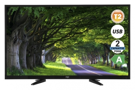 LED-телевизор ERGO LE32CT2000AK