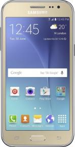 Samsung Galaxy J2 Duos J200 Gold