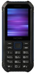 Nomi i245 X-Treme Black-blue