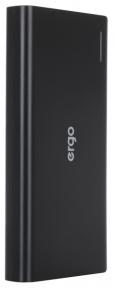 Портативная батарея ERGO 20 000 mAh LI-88 Black