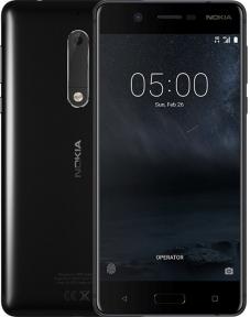 Мобильный телефон Nokia 5 Dual SIM (Matte Black)