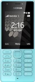 Мобильный телефон Nokia 216 Dual Blue