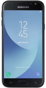 Samsung Galaxy J3 2017 Duos Black (j330)