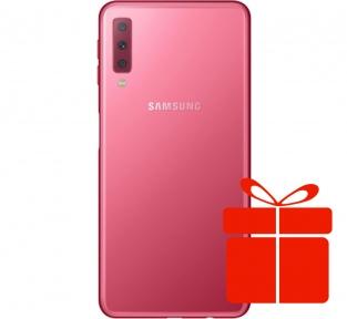 Samsung Galaxy A7 2018 Pink (SM-A750FZBUSEK)