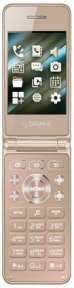 Sigma x-style 28 flip gold
