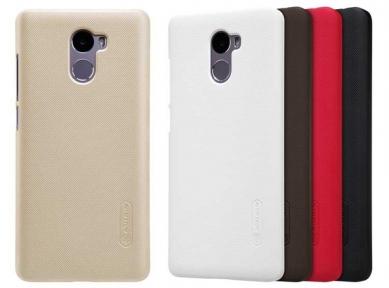 Чехол Nillkin Xiaomi Redmi 4 - Frosted Shield Gold