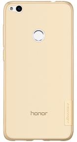 Чехол Nillkin Huawei P8 Lite (2017) - Nature TPU Brown