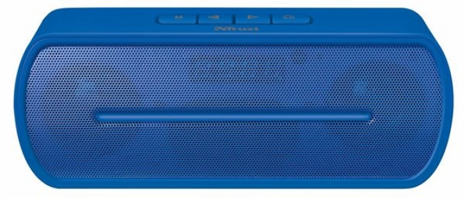 ПОРТАТИВНАЯ КОЛОНКА TRUST FERO WIRELESS BLUETOOTH SPEAKER BLUE