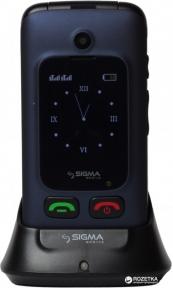 Sigma mobile Comfort 50 Shell Duo Black