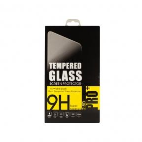 Защитное стекло Samsung J730 (J7-2017) Black Full Screen Glass