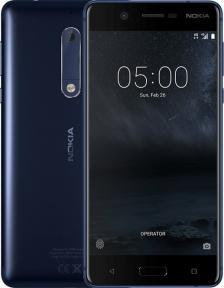 Мобильный телефон Nokia 5 Dual SIM (Tempered Blue)