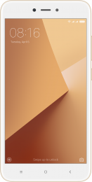 Xiaomi Redmi Note 5A 3/32GB Gold