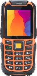 Nomi i242 X-treme Black-Orange