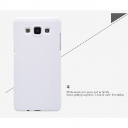 Чехол NILLKIN Samsung A5/A500 - Super Frosted Shield White