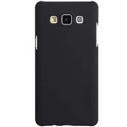 Чехол  NILLKIN Samsung A5/A500 - Super Frosted Shield Black