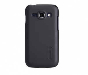 Чехол NILLKIN Samsung S7272 - Super Frosted Shield Black