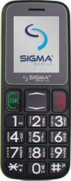 Sigma mobile Comfort 50 Mini3 Black-green
