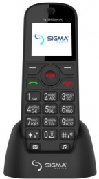 Sigma mobile comfort 50 senior Black