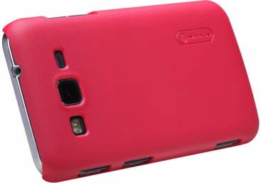 Чехол NILLKIN Samsung I8552 - Super Frosted Shield (Red)